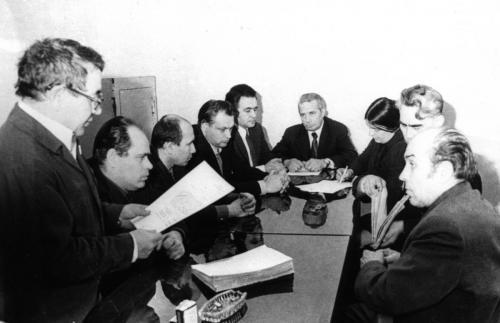 К 70-ю Г.Ф. Крымского